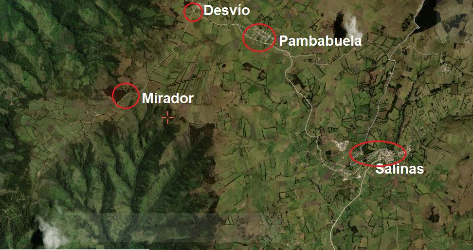 Mapa Gavilan